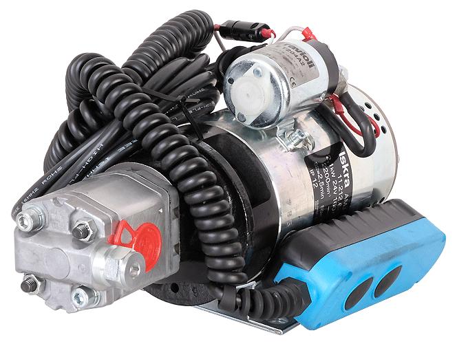 12, 24, 48 volt    pump GR1, pump GR2,